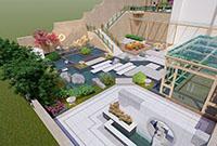 现代风格庭院设计4大要素