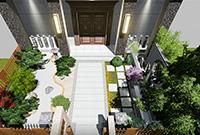 庭院设计中关于种植的4个技巧