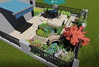 别墅庭院设计4大原则