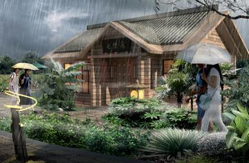 郑州星达医疗设备公司屋顶花园