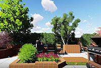 郑州庭院设计公司:8个庭院景观设计小技巧