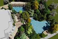 郑州庭院设计必须考虑的几件事情