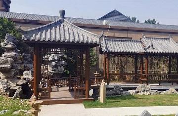 新乡平原新区碧桂园「莫奈花园」庭院设计